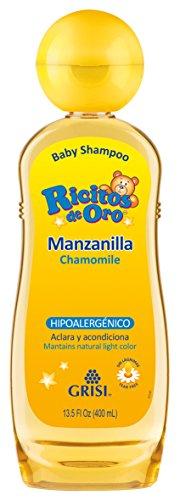 Ricitos de Oro Shampoo, Manzanilla, 400 ml