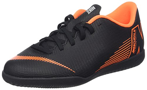 Multicolour Vaporx Orange Kids' 081 Ic Total Club Jr Unisex Gs Black 12 Shoes w Fitness NIKE BvxOwtqZ