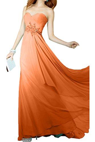 Missdressy - Robe - Femme -  orange - 50