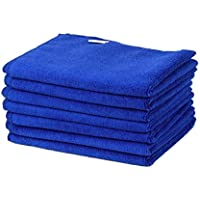 Microfiber Quick Dry Towels Cleaning Cloth Car Detailing Care Towels for Nano Ceramic Protect Soft 30x30 cm Towel (Set…