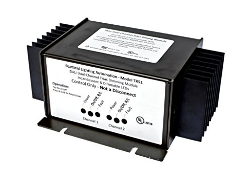 TR51 Dual Channel DALI Dimmer (Dali Dimmer)