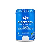 BIOSTEEL HIGH PERFORMANCE SPORTS MIX (BLUE RASPBERRY) - 315G