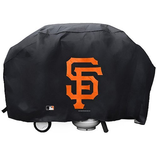 (MLB San Francisco Giants Deluxe Grill Cover, 68-inch)