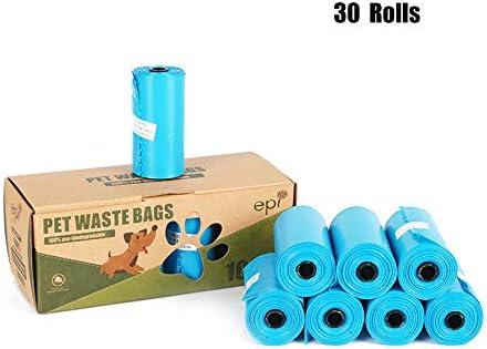 Frpower Excrementos De Perro Bolsas, 30 Rollos / 450 Bolsas Poo ...