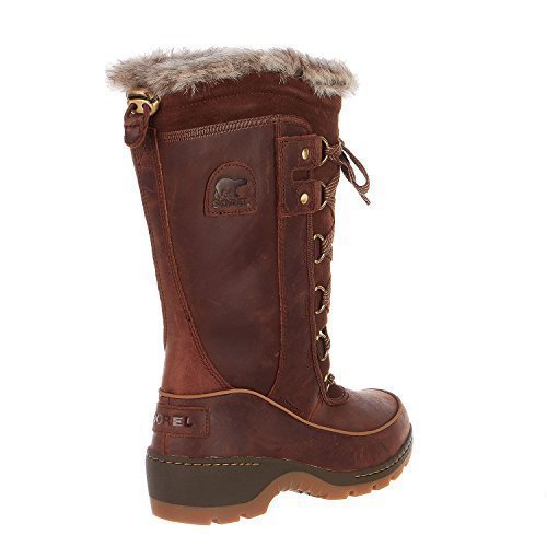SOREL Women's Tivoli III High Premium Tobacco/Delta 9 B US -