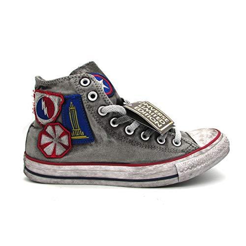 Hi Grigio 162900c Canvas Bianco 42 Ctas Converse Sneakers Ltd Grigio Vintage Ccaqfpwt