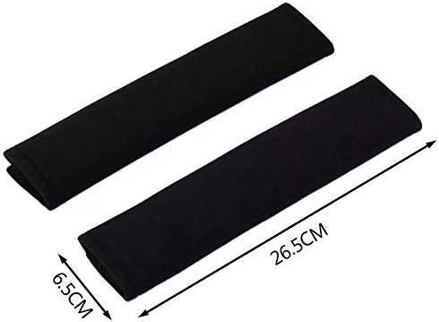 Coussinets souples pour ceinture de s/écurit/é de voiture compatibles avec V W