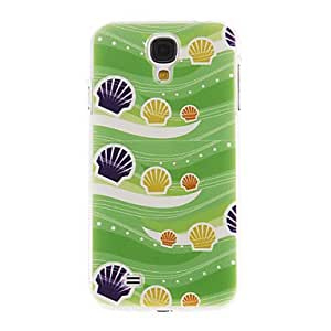 SOL Green Ground Pattern Plastic Protective Hard Back Case Cover for Samsung Galaxy S4 I9500