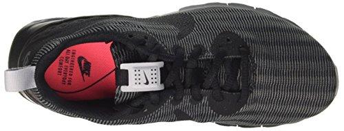 Nike Wmns Air Max Motion LW Se, Zapatillas de Gimnasia Para Mujer Negro (Black/black/wolf Grey/dk Grey)