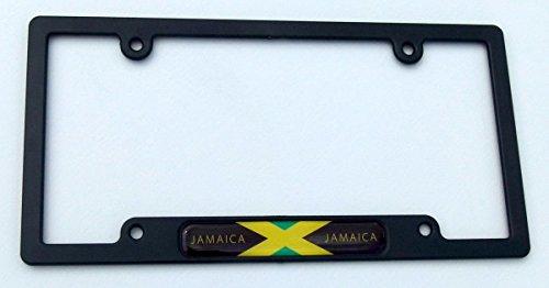 Best jamaican license plate frames