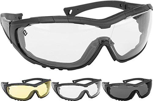 Evike Matrix Maxis Tactical Goggles (Lens: Clear Lens)