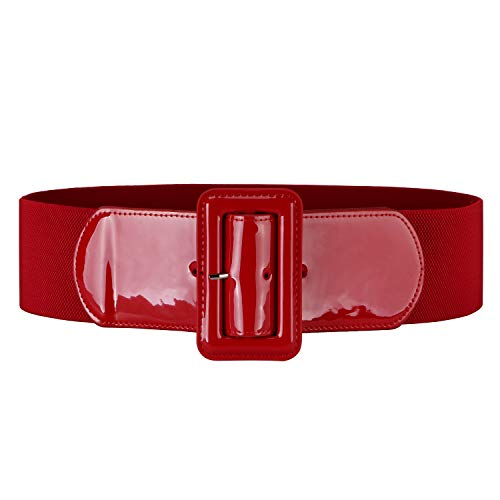 - Women Waist Belt with Patent Leather for Dress 2.95