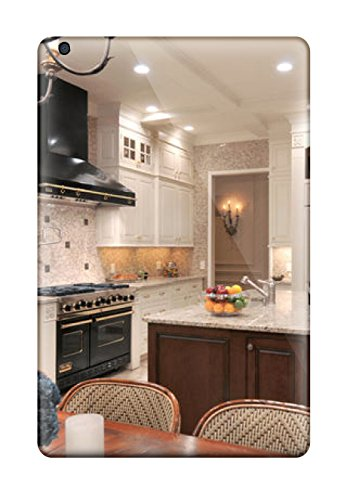 hot-snap-on-white-traditional-kitchen-with-black-metal-oven-and-hood-hard-cover-case-protective-case