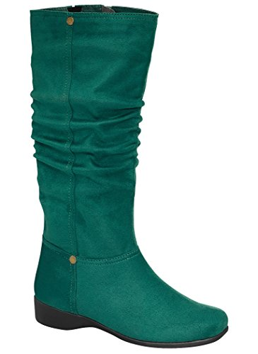 Amerimark Womens Adult Adina Boot Hunter Green