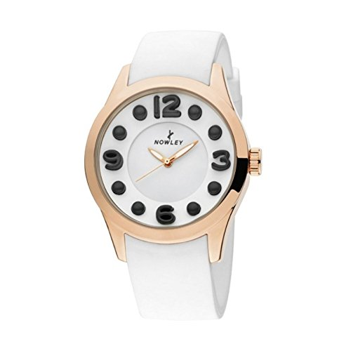 Reloj NOWLEY 8-5234-0-5 - Reloj mujer caja metal dorado rosa