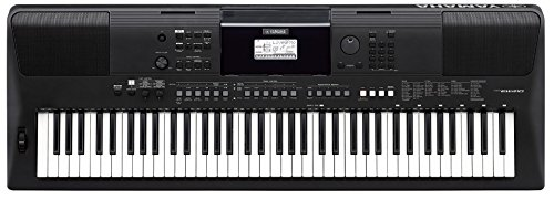Yamaha PSR-EW410 76-Key Portable