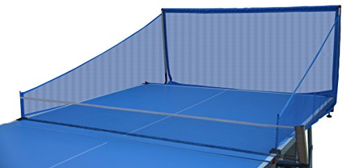 Best Buy! Puredrop Table Tennis Catch Net: robot equipment. Catches balls during solo training: serv...