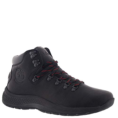 Timberland Men's 1978 Aerocore¿ Hiker Waterproof Black Full Grain 11.5 D US (Timberland Smart)