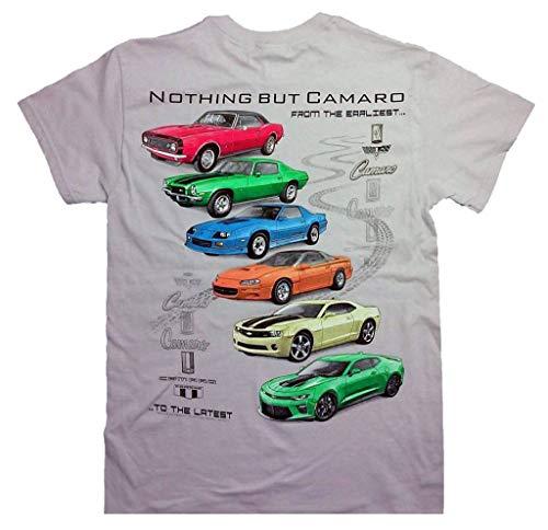 Price comparison product image Joe Blow T's Chevy Camaro T-Shirt - 100% Cotton - Preshrunk