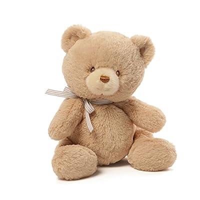 Gund Baby Oh So Soft Teddy Bear Baby Stuffed Animal, Honey Bear
