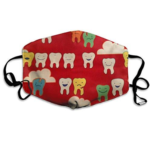 Fechahao Dental Fabric Wallpaper Dust Mask