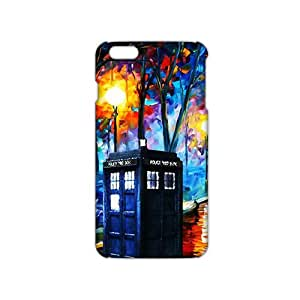 Cool-benz Doctor Who unique pavilion 3D Phone Case for iPhone 6