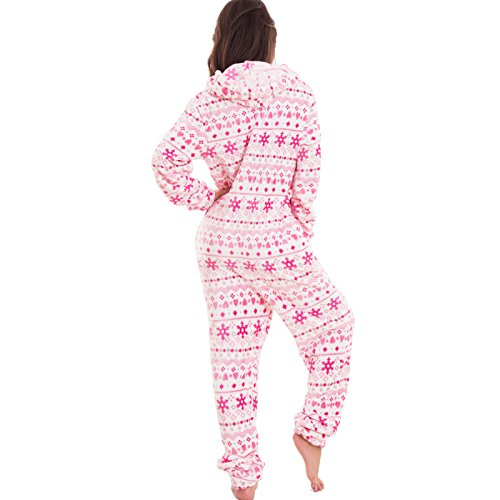 Toocool - Pijama de una pieza - para mujer Rosa