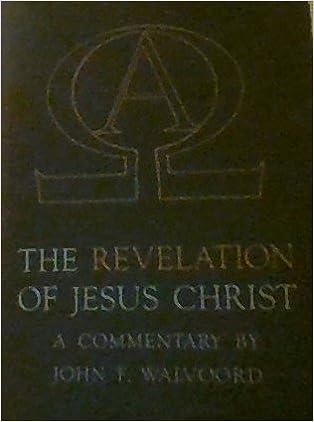 Book traversal links for The Revelation of Jesus Christ