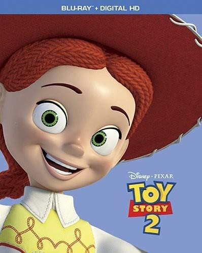TOY STORY 2 [Blu-ray] (Best Toy Store In Tokyo)