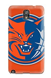 Holly M Denton Davis's Shop charlotte bobcats nba basketball (9) NBA Sports & Colleges colorful Note 3 cases