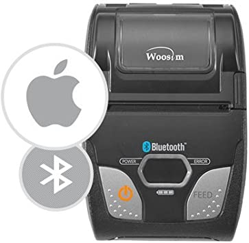Amazon.com: Woosim wsp-r241 - paypal here compatible receipt ...