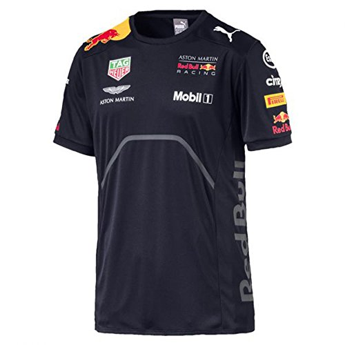 Red Bull Racing Puma Team Tee - Team Red Bull Racing