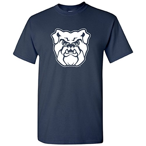 UGP Campus Apparel Butler Primary Logo T-Shirt - Small - Navy