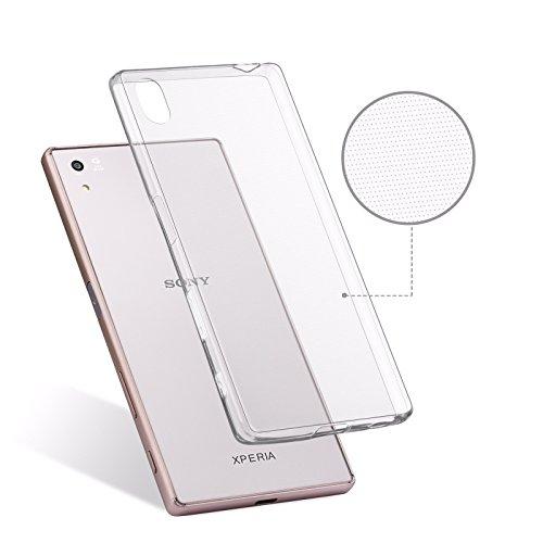 TPU Thin Case for Sony Xperia Z5 Premium (Clear) - 4