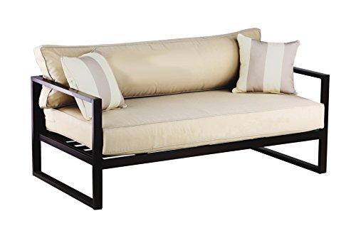 Serta Catalina Outdoor Sofa, Bronze