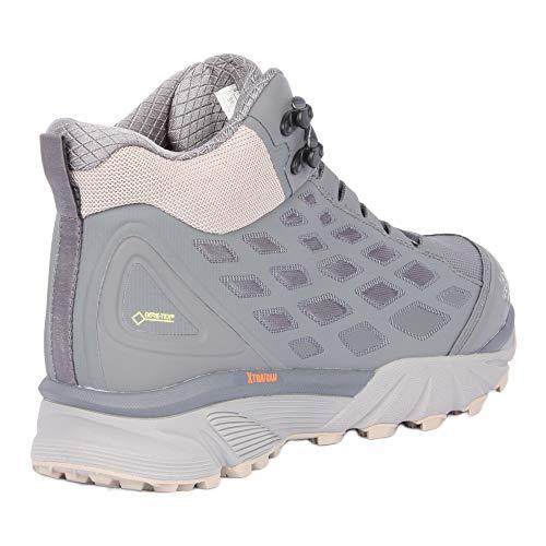 The Endurus Hike tex Gore grigio grigio Face scarpe 40 North grigio trekking da Griffin 5 Mid Kb8 Eu zinco uomo da 1twnErF1aq