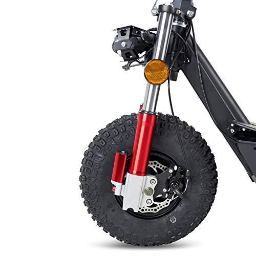 ECOXTREM Centauro - Patinete eléctricos con sillín de 3000W ...