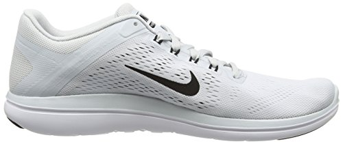 White Running Black Nike Homme Pure Run Argent Flex Platinum fRqx8Fwg