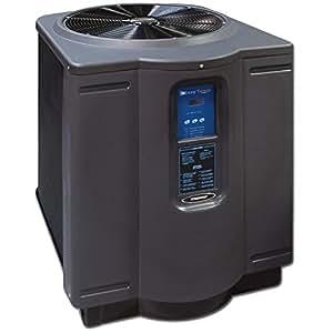Hayward easytemp pool heat pump pool heater 125 000 btu patio lawn garden for Heat pump vs gas heaters for swimming pool reviews