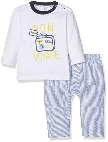 Boy Baby Absorba 04 Fun Blau Set Attitude Azul marino aqFOntRx