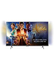 Philips Ambilight 32PFS6402/12 televisie 80 cm (32 inch) LED-smart-tv (Full HD, Pixel Plus HD; Android TV, Triple Tuner, Cloud Gaming) zilver 32PFS6402/12