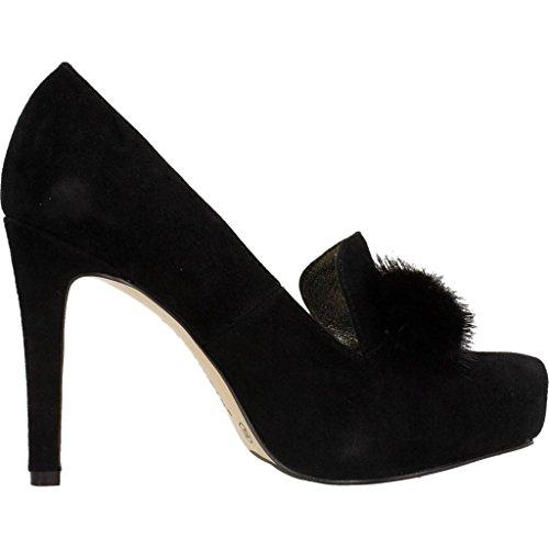 CAFENOIR Tac�n modelo Negro marca Zapatos de tac�n Zapatos De CAFENOIR color NC516 Negro caznUnXWqO