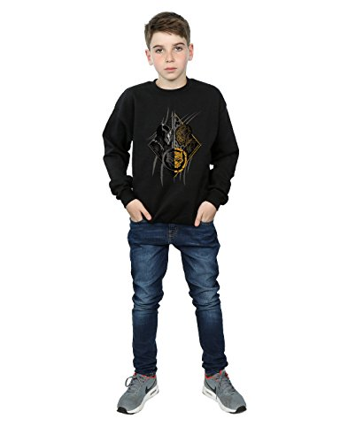 Marvel Black Erik Sudadera Vs Boy Killmonger Panther Negro rwCnrgq7