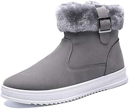 滑り止めクライミングブーツシューズウォーキングシューズメンズ防水トレッキングシューズハイキングブーツスポーツハイキングアウトドア寒冷ブーツスキーブーツ寒冷ブーツ冬のブーツ