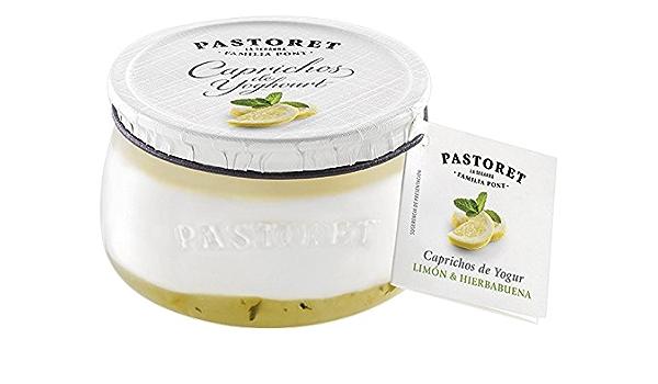 Pastoret Caprichos de Yogur Limon y Hierbabuena, 150g ...