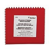 Red Devil 2430  Multi-Notch Plastic Adhesive Spreader