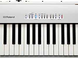 Roland 88 Note Portable Digital Piano White Fp 30 Wh Amazon Sg Musical Instruments
