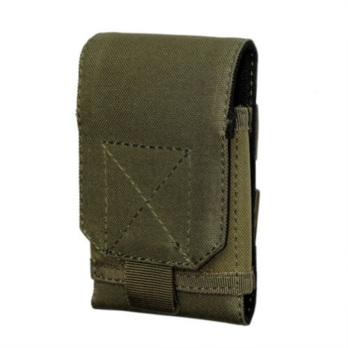 xhorizon TM Army Molly Camo Bag For Mobile Phone Hook Loop Belt Pouch Holster Cover Case ZY
