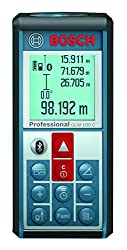 Bosch Bluetooth Enabled 330-foot Lithium-ion Laser Distance & Angle Measurer Glm 100 C