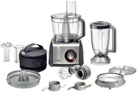 Bosch MCM68840 Robot de cocina, 1250 W, capacidad de 3,9 litros, color blanco: Amazon.es: Hogar